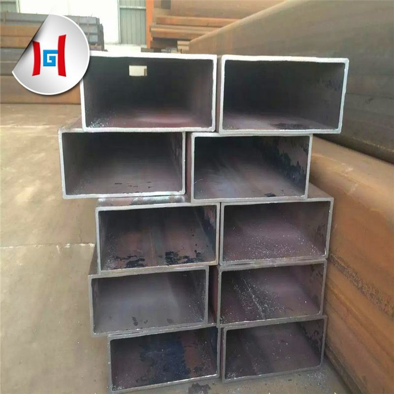 DIN2391 hollow square round carbon seamless steel pipe st52.3 tube