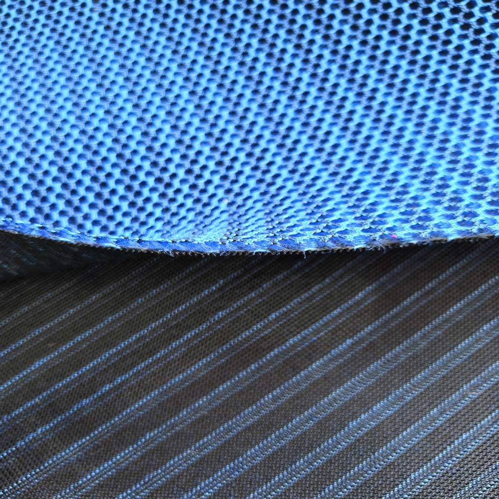 china supplier 3d air spacer mesh polyester fabric for shoes
