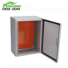 Professional custom metal waterproof electrical box metallic panel distribution box enclosure