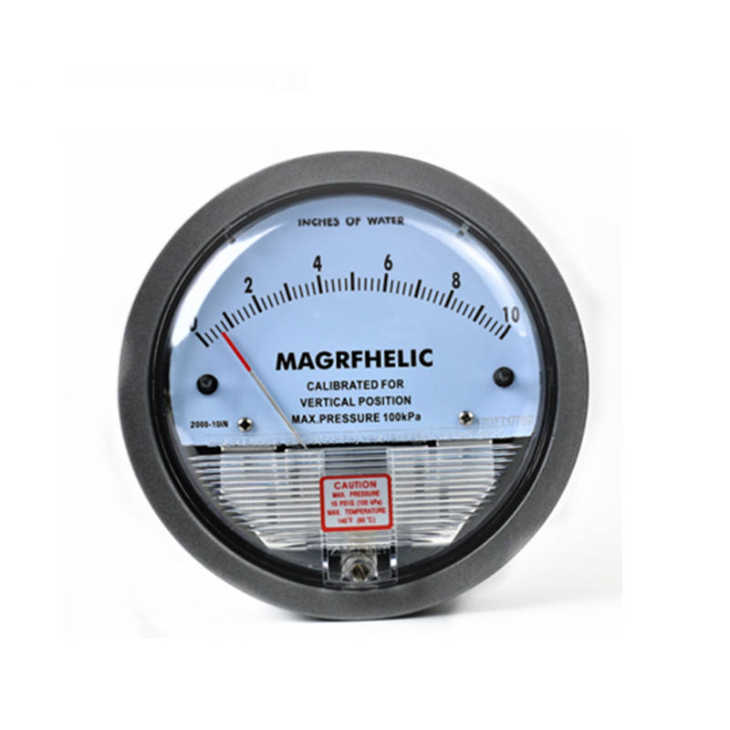 Hot sale magnehelic pressure gauge