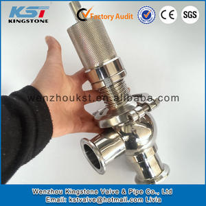 Low price high quality ss304 safety relief valve