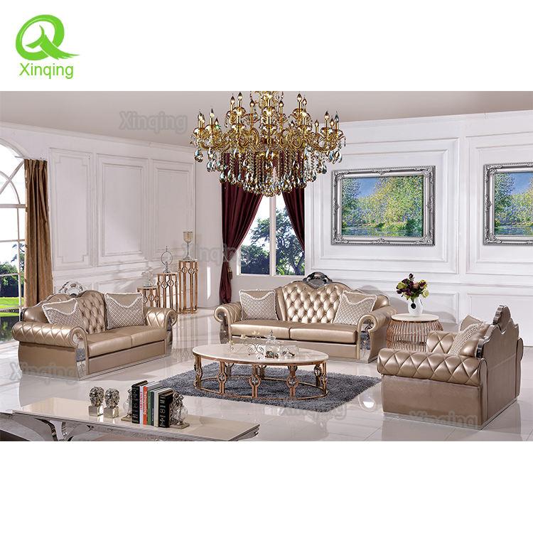 EF-013 Venta caliente sofá de lujo establece <span class=keywords><strong>muebles</strong></span> de sala