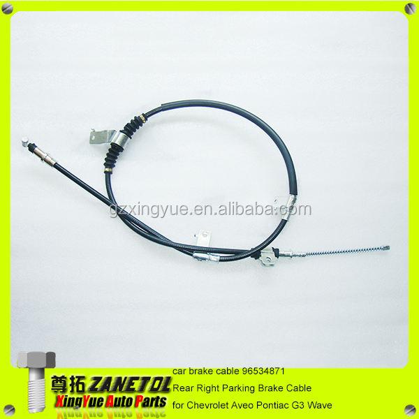 LR014431 Left Land Rover New Genuine Diesel Handbrake Cable