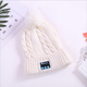 2018 Soft Warm Custom Bluetooth Beanie Knitted Hat Cap with smart Headphone velvet women hats