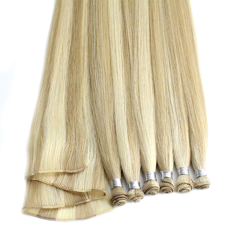 Best Selling Products In America Luxury Quality Make By Hand Raw Unprocessed Hair Weft Hand Tied
