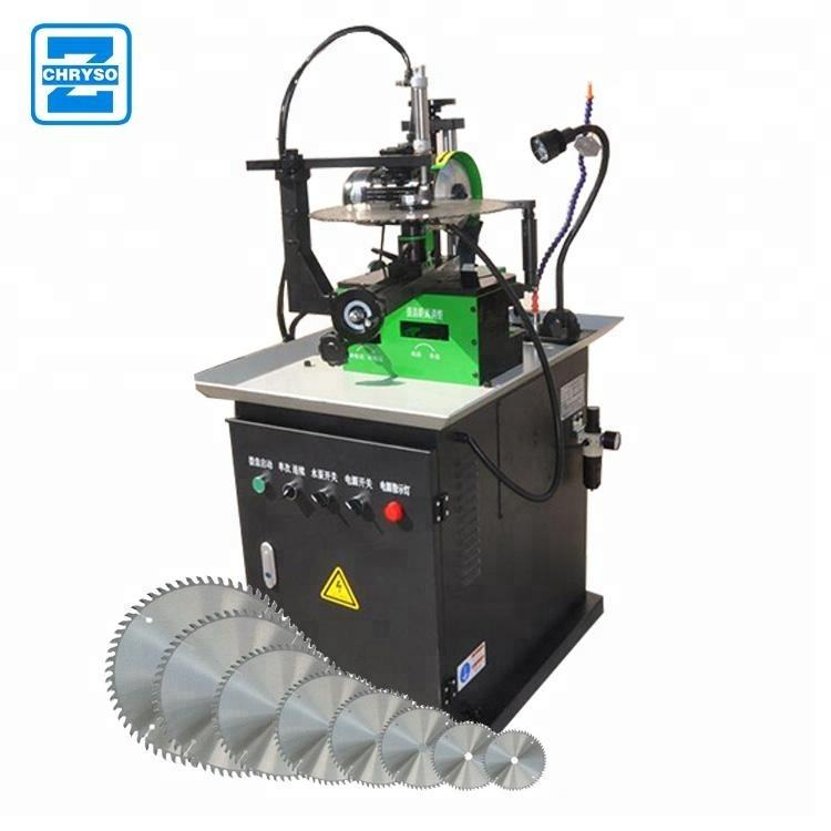High quality automatic disc round circular saw blade teeth sharpener grinding machine made in China