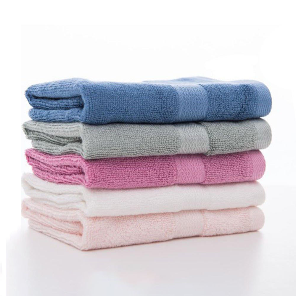 Luxury Bath Sheets 100% Cotton Bamboo Fiber Bath Towel for Hotel
