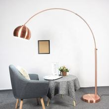 Metal stand Lamp 205cm Height arc tall floor lamps