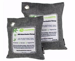 200g Bamboo Charcoal NATURAL Car Air Freshener/ถุงจำนวนมาก