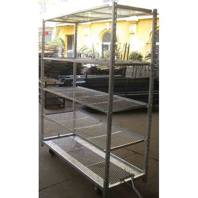 Plant transport trolleys flower pot carts hand trolley manufactures