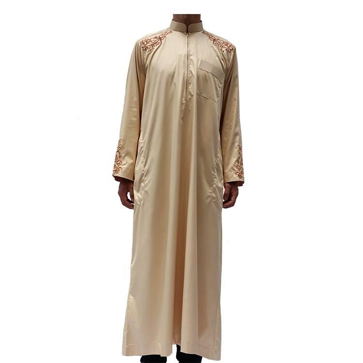 Al Aseel Saudi Dishdasha Arabic Men Thobe jalabeya thoube Cotton 2019