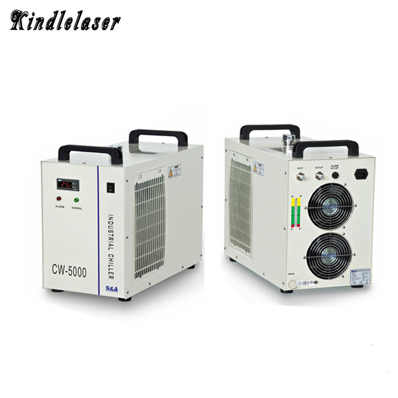 <span class=keywords><strong>CO2</strong></span> laser chiller air industri chiller CW-3000AG 220 V 50/60Hz