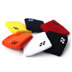 Cheap cotton sport wristband blank sweatband with multicolor wholesale