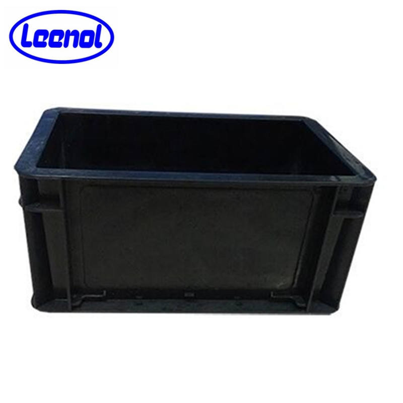 LN-6412 ESD plastic stackable storage box for electronics workshop
