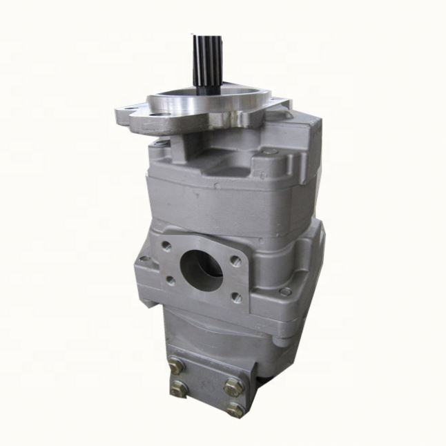 Top Grade GD705A-4 Motor Grader Pump 705-11-34011,705-12-34010,705-52-20090