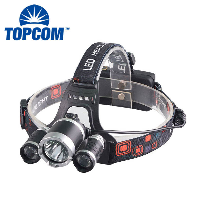 Cheap High Power HeadLamp Rechargeable led Headlight