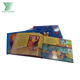Hot sale eco-friendly custom english child color filling book printing wholesale