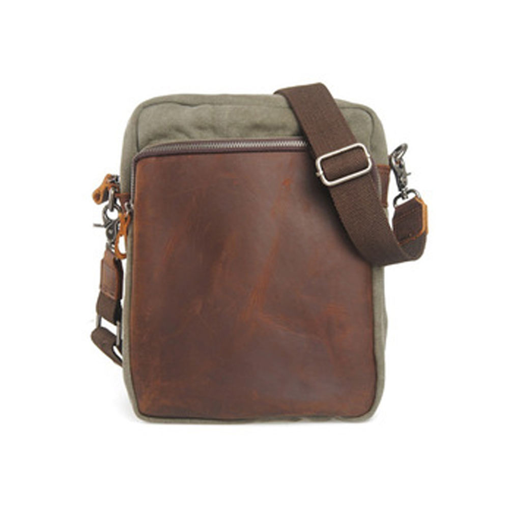 New Design Mens Messenger Shoulder Bag Canvas Handbag Wholesale