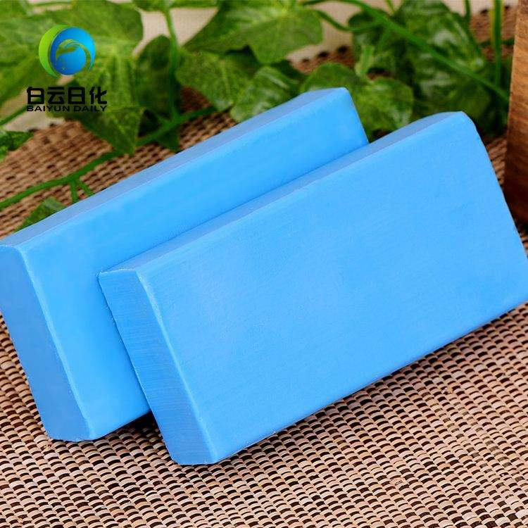 Skin Care Cloth Washing Laundry Bar Soap with Custom Packaging