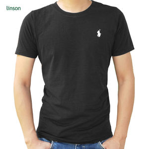 Custom new style fashion simple slim short sleeve men polo shirts