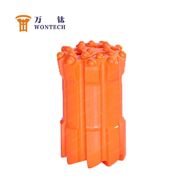R25 R38 T38 T45 T51 GT60 thread retrac hard rock mining drilling bits dth button bit