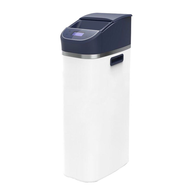 [SOFT-R2] Space saving cabinet water softener sysyem
