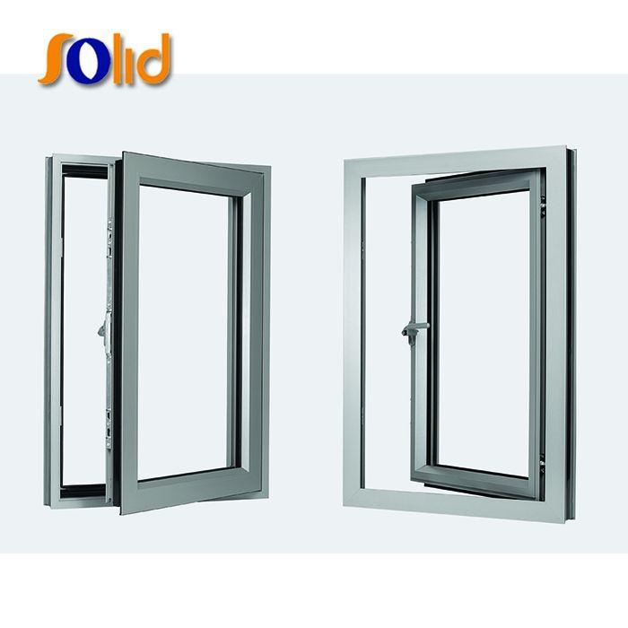 China, <span class=keywords><strong>Venta</strong></span> caliente utiliza ventanas abatibles de aluminio dibujo