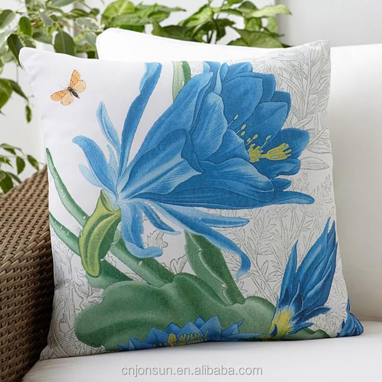 Цветы Узор с наполнителем 100% полиэстер волокна подушка подушки вставки
