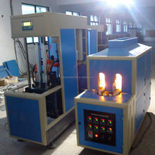 machine making plastic bottle extrusion blow molding small industries