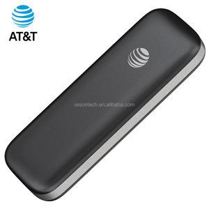 AT&T ZTE MF861 300mbps Cat 6 LTE Velocity USB Modem Support 2CA Band
