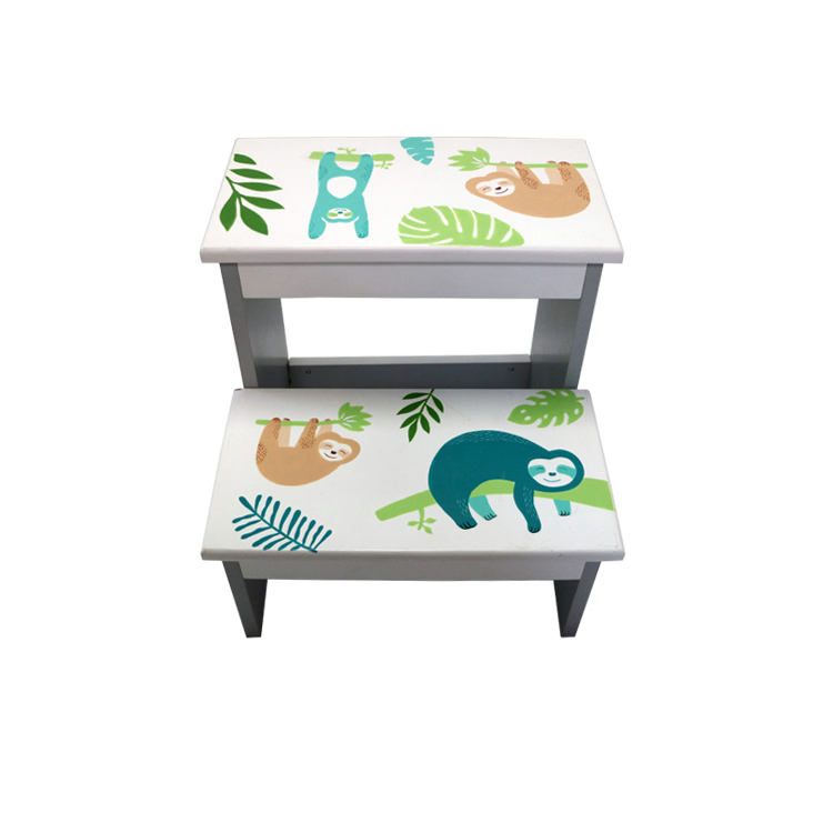 Hot new products Cartoon step stool for kids
