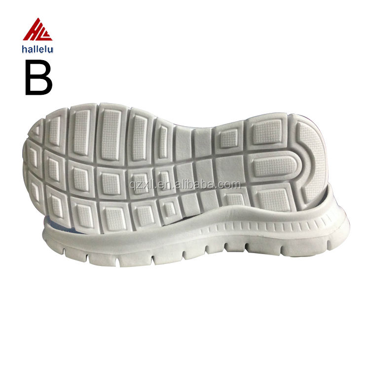 Low Price 3D Light High Elastic EVA Full Size range 25-36 Kids And Women Sport Shoes Soles