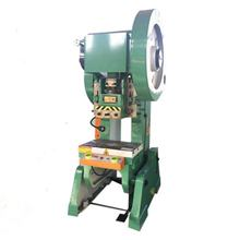 J23 series mechanical crank press 63t/mechanical punching machine/hole punch for metal
