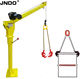 china top quality crane portable mini crane DC 12v/24v electric pick up truck crane