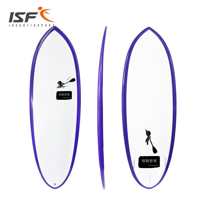 Eps stand up paddle board, epoxy surfplank korte board, stand up paddle sup board