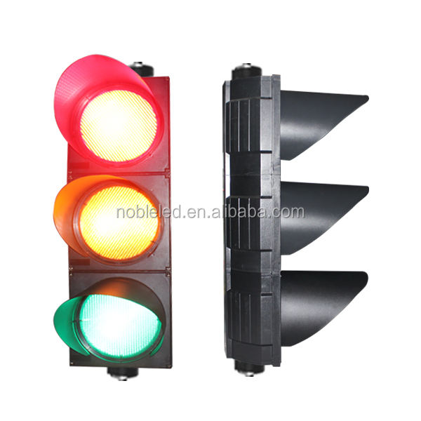 300mm 3 Aspect Road Safety Traffic Signals Light