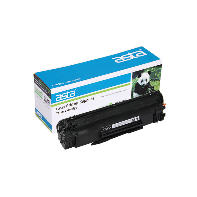 Asta new compatible laser ce285 285a ce285a toner cartridge for toner ce285a printer