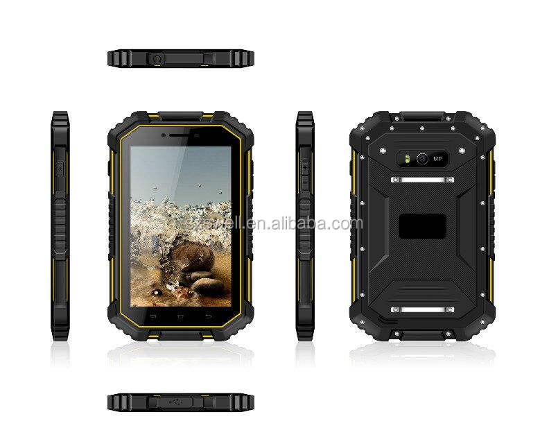 Handheld Google Quad Core Android 4.4 Super 13 inch tablet pc/robuuste tablet pc/merkloze tablet pc 1D 2D barcode scan