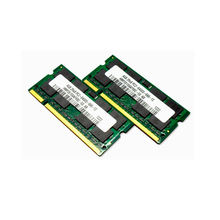 Longdimm 2 pieces memory kit 2x4GB ram ddr2 sodimm 8gb 800