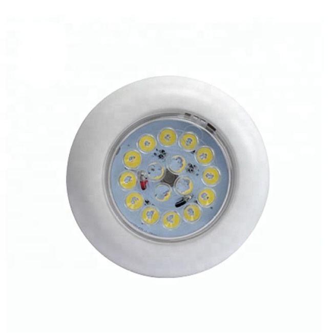 E012101 LED Ceiling Light Cool white waterproof boat interior light