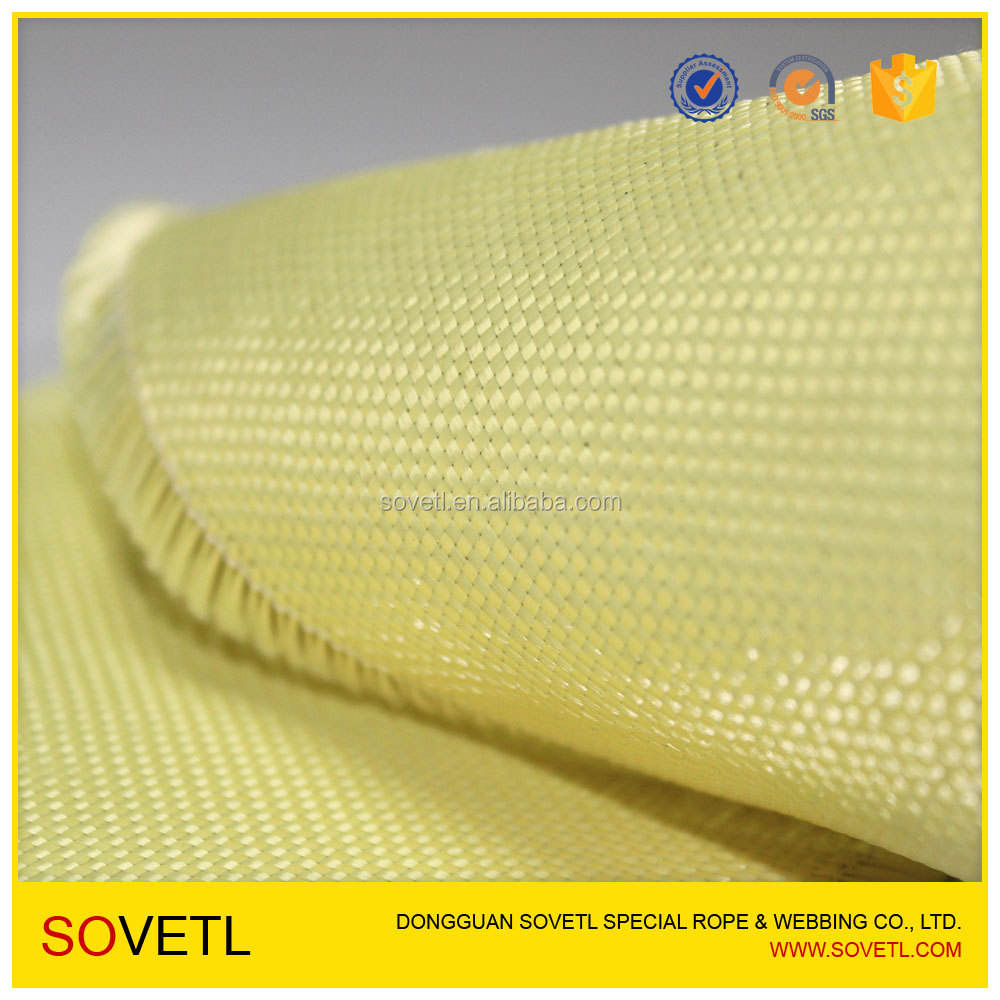 Stab proof fabric made up of 100% good quality aramid fiber