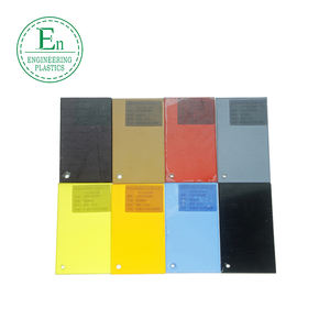 High Quality unbreakable 1.22*2.44m designer acrylic plastic sheet