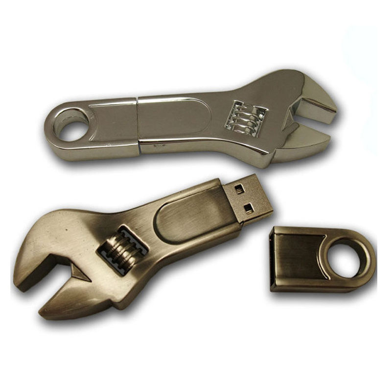 Wrench Form Kühle <span class=keywords><strong>USB</strong></span> High-speed-Flash-Memory Stick Pen Drive Disk