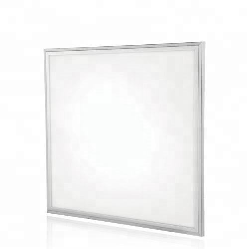 Iluminación led comercial, panel led de gran potencia, color blanco 600*600mm 36 w, panel de luz led ultra delgado