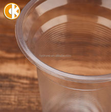 Clear Plastic Disposable Cups,Plastic Drinking Glass With Lids Beer Cup,Plastic Mug