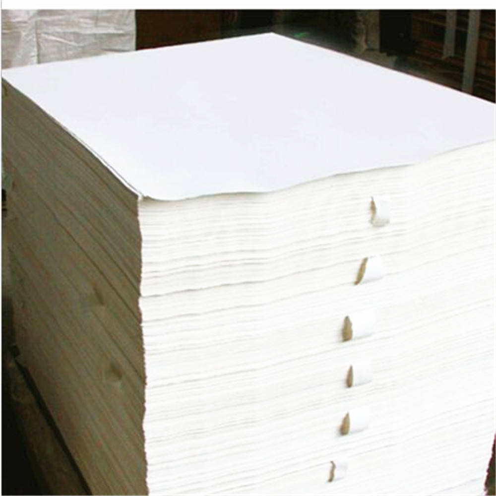 Indonesia manufacture white color bond paper roll 80gsm offset printing paper