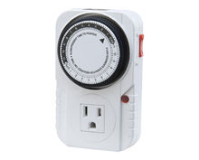 Manual Light Timer Switch Mechanical Timer
