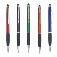 Customized Logo Plastic Pen Stationery School Supplies Ball Pen