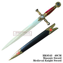 Masonic Sword Medieval Knight Sword