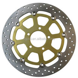 China motorcycle parts manufacturer custom motorcycle brake disc